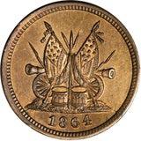 Civil war token