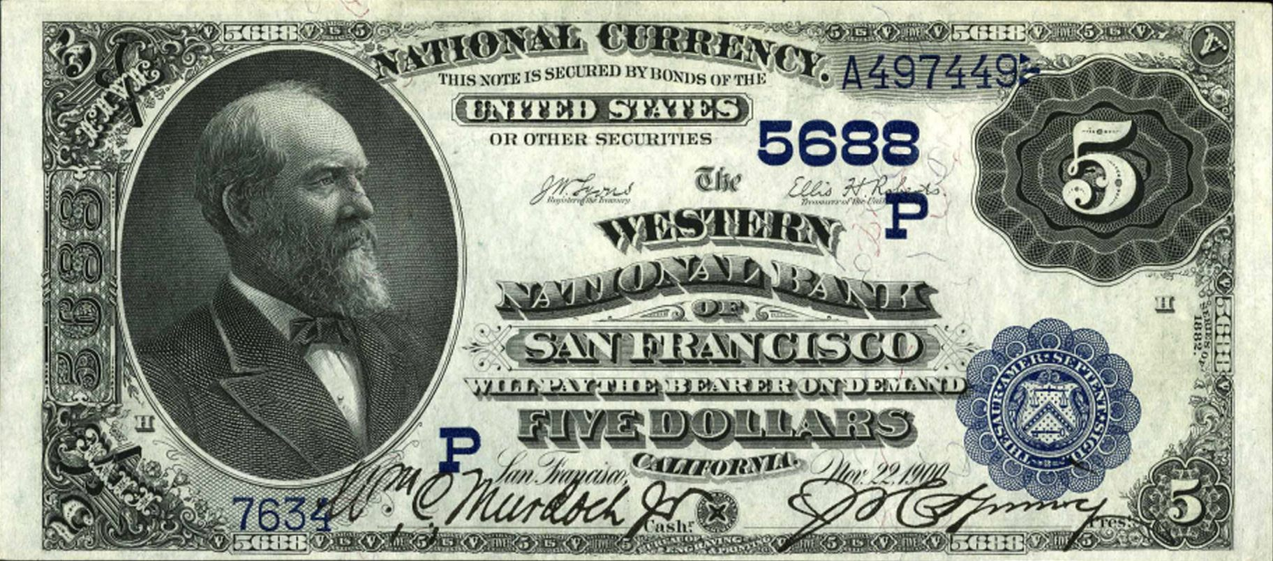 US_$5_2nd_Charter_Period_National_Bank_Note